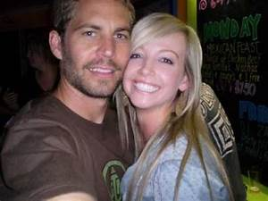 Paul Walker Girlfriend Rebecca McBrain: Mother of Daughter ...