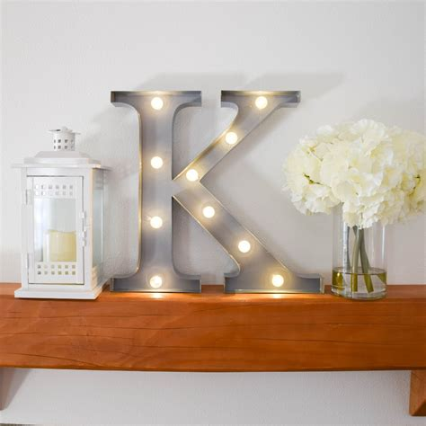 light up wall letters kappa letter light a list designs 18382