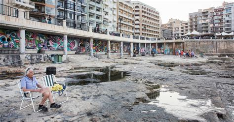 Graffiti Mata : Malta's Walls Are Covered In Murals, And Street Art Is