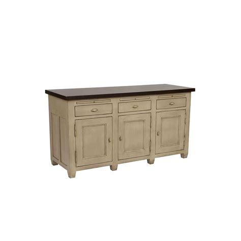 buffet bas 3 portes 3 tiroirs beige interior s