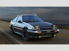 Toyota Ae86 Wallpapers 68+ images