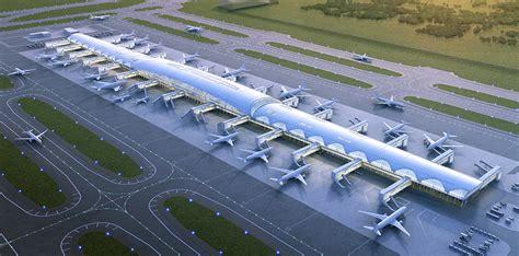 Suvarnabhumi International Airport Midfield Satellite
