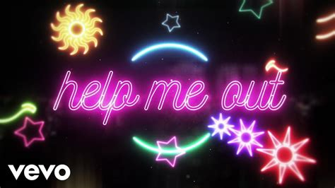 Maroon 5 Premieres Neon Lit Lyric Video For 'help Me Out