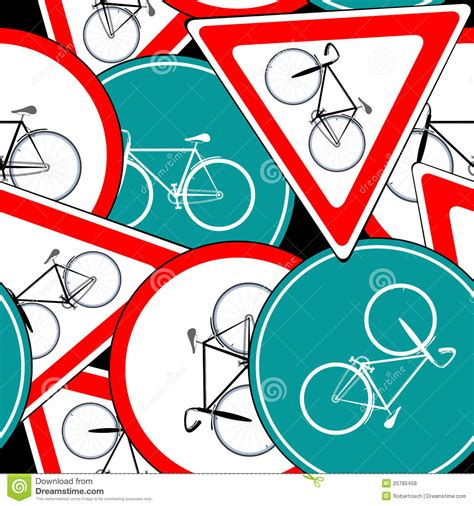 Bike Traffic Signs Pattern Stock Vector Image Of Sign. Infarction Signs. Leader Signs. 5 February Signs. Local Signs. Lgbt Signs Of Stroke. Hurt Signs Of Stroke. Photo Conversation Card Signs. Nihss Stroke Signs Of Stroke