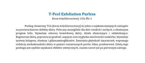 T-peel Purless Kwas