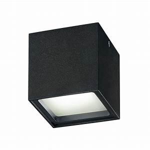 Deckenlampe Schwarz Metall : deckenleuchte siri led metall schwarz helestra a online ~ Lateststills.com Haus und Dekorationen