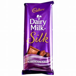 Cadbury Dairy Milk Silk Chocolate - Dial a Bouquet