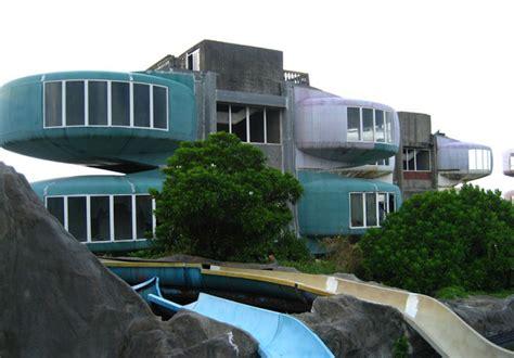 Ufo Häuser Taiwan by Bauwelt Moderne Geisterst 228 Dte