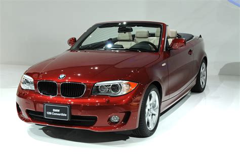 Bmw 1 Series Convertible Detroit 2018 Picture 47260