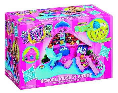 Schoolhouse Playset & Charm Starter Set