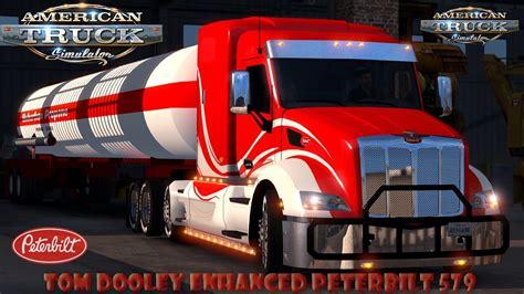 peterbilt ats american trucks