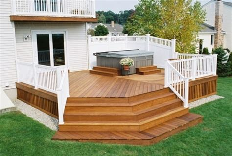 Home Deck Design Ideas by Unique Deck Design Ideas Home Design Garden