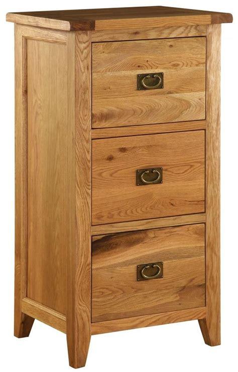 buy vancouver premium solid oak 3 drawer filing cabinet