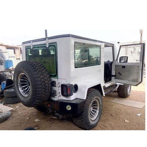 Jeep Modification by Automotive Modification Services Rubicon Customisation