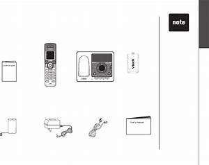 Page 5 Of Vtech Answering Machine Ds6121 User Guide