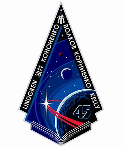 Expedition Iss Nasa Mission Printable Patch Cliparts
