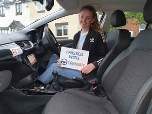 Alanna Just Passed Her Manual Driving Test