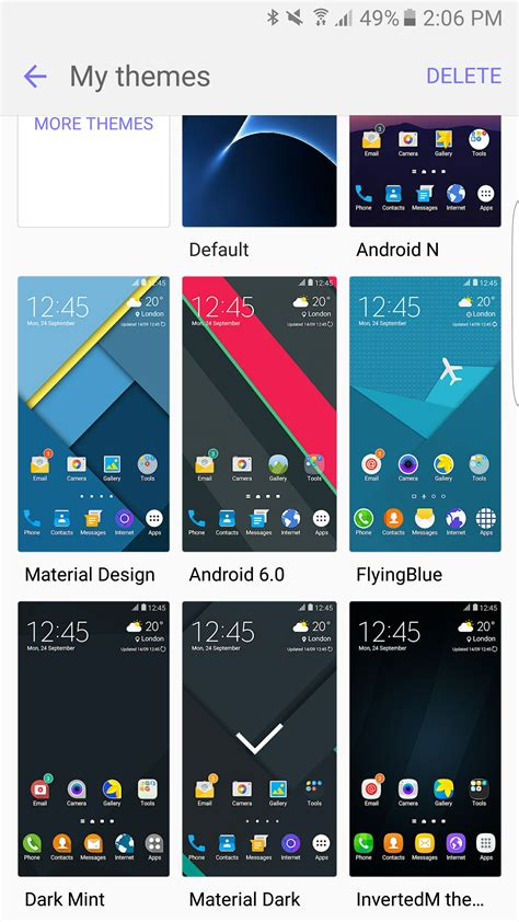 galaxy themes for android samsung galaxy s7 edge review take 2 not only convincing