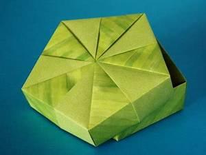 Schachtel Für Fotos : f nfeckschachtel schachteln und verpackung origami kunst ~ Orissabook.com Haus und Dekorationen