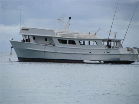 Speed Boats For Sale In St Lucia by 1979 75 Foot Desco Marine Trawler Type Motoryacht For Sale