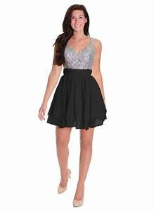Short prom dress with straps