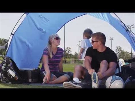 review sport brella xl portable sun and weather shelt