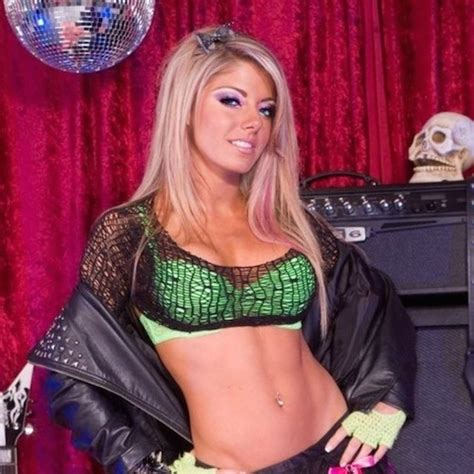 Get Blissed Out By Alexa Bliss