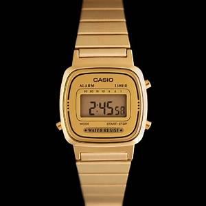 Montre Vintage Casio : casio la670wega 9ef montre casio vintage dor e femmes cadran dor e color block boutique ~ Maxctalentgroup.com Avis de Voitures