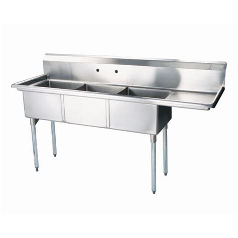 3 compartment sink price buy turbo air tsb 3 r2 3 compartment sink w right