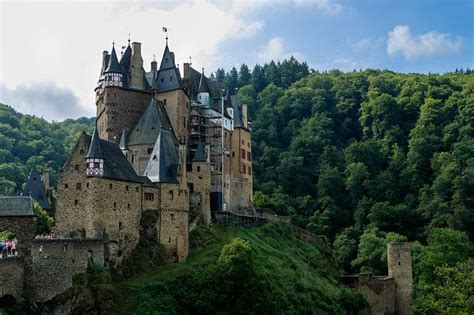 castle burg eltz middle ages  photo  pixabay