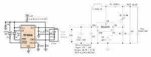 Power Bank Circuit For Smartphones