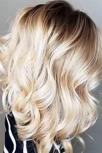 Ombré Hair Blond Foncé : new hair ombre ideas to diversify classic brown and blonde ombre hair hair colors and cuts ~ Nature-et-papiers.com Idées de Décoration