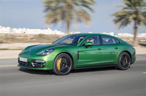 Porsche Panamera Gts 2018 Review