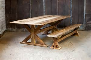 two story farmhouse reclaimed wood trestle table reclaimed wood farm table