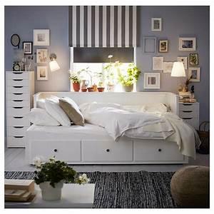 Ikea Essen Angebote : hemnes massivholz tagesbett ausziehbar mit stauraum ikea sterreich ~ Watch28wear.com Haus und Dekorationen