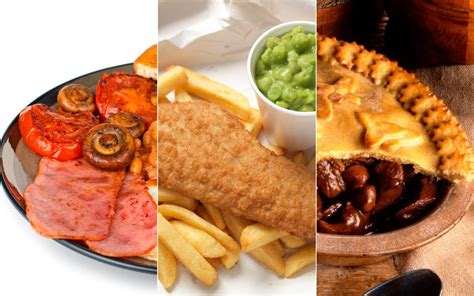 brit cuisine the 15 most foods