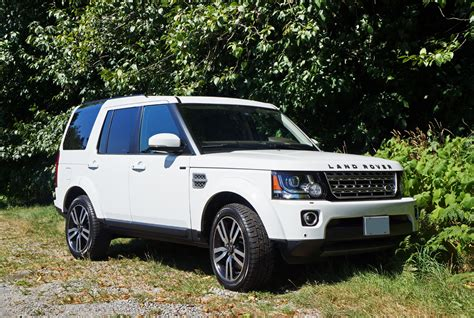 land rover lr hse luxury road test review