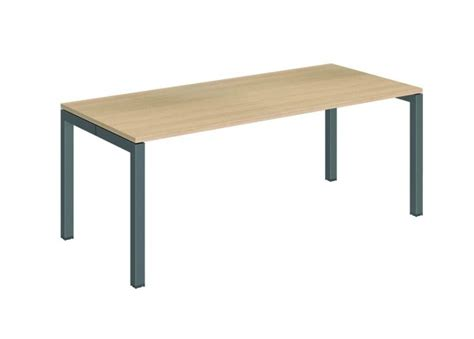bureau 80 cm location bureau en bois tibo 180 x 80 cm semeubler com