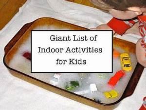Indoor Aktivitäten Kinder : giant list of indoor activities for kids f rkinder bastelideen kinder kinderprojekte und ~ Eleganceandgraceweddings.com Haus und Dekorationen