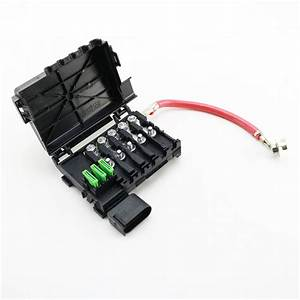 New Battery Terminal Fuse Box Holder For Vw Jetta Golf Mk4