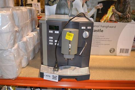 koffiemachines voor bonen koffiemachine jura voor bonen of gemalen kof