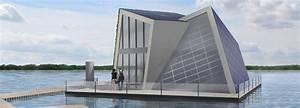 Wohnen Auf Dem Wasser : ressourcenautarkes wohnen auf dem wasser detail magazin f r architektur baudetail ~ Buech-reservation.com Haus und Dekorationen