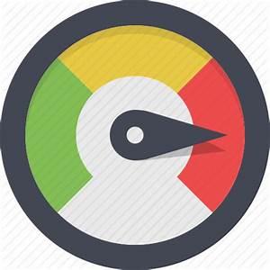 Image Gallery speedometer icon