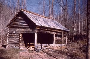 free stock photo of log cabin in great smoky mountains national park tennessee domain