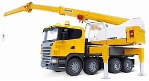 Video De Camion De Chantier : camion scania r s rie grue liebherr module son lumi re bruder ~ Medecine-chirurgie-esthetiques.com Avis de Voitures