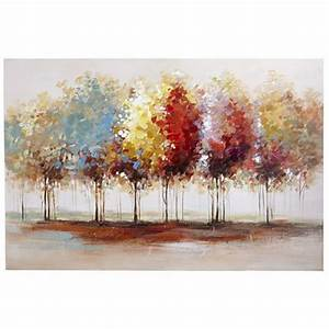 lively trees art painting inspiration pinterest With what kind of paint to use on kitchen cabinets for birch tree canvas wall art