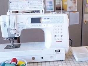 How To Use A Sewing Machine  With Pictures