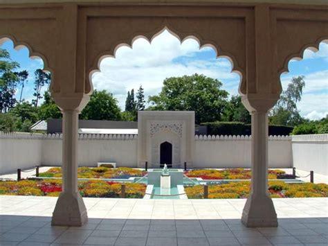 indian garden hamilton gardens public gardens te ara