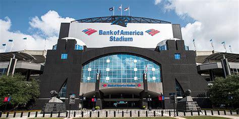 carolina panthers stadium facts overview