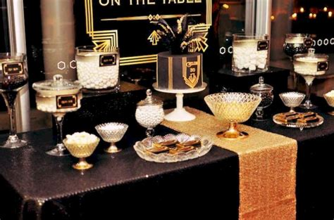 great gatsby birthday party ideas oosile